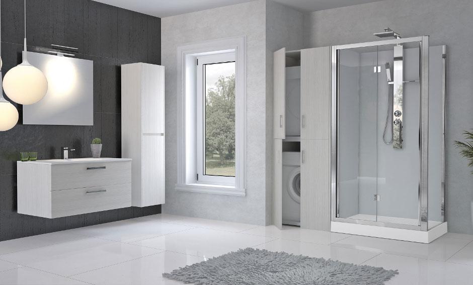meuble salle de bain novellini