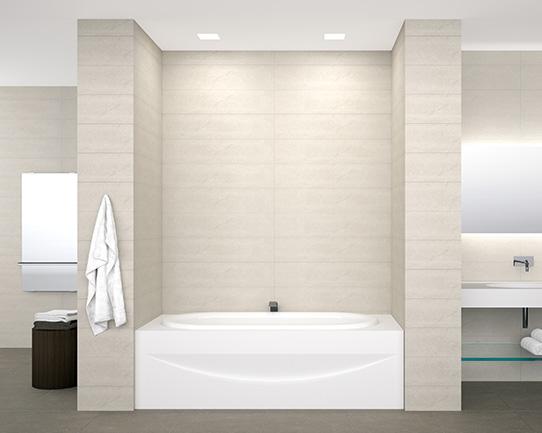 Een bad vervangen door een douche novellini be for Badkamer configurator